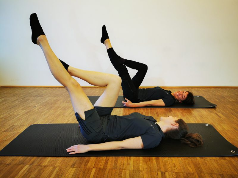 PIlates live in Vorbereitung